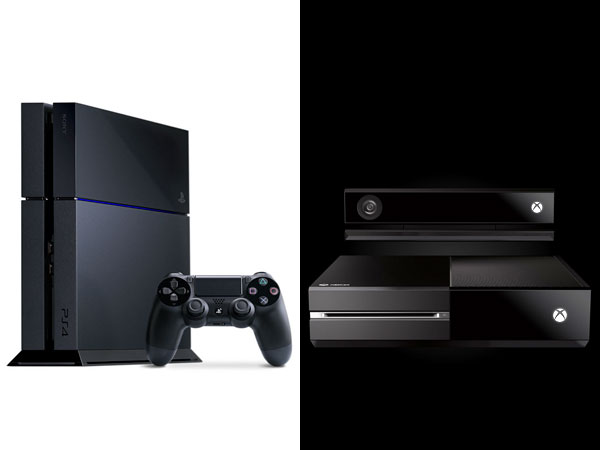 Latest PS4 and Xbox One 2013