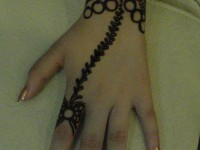 Latest Mahndi Designs 2013