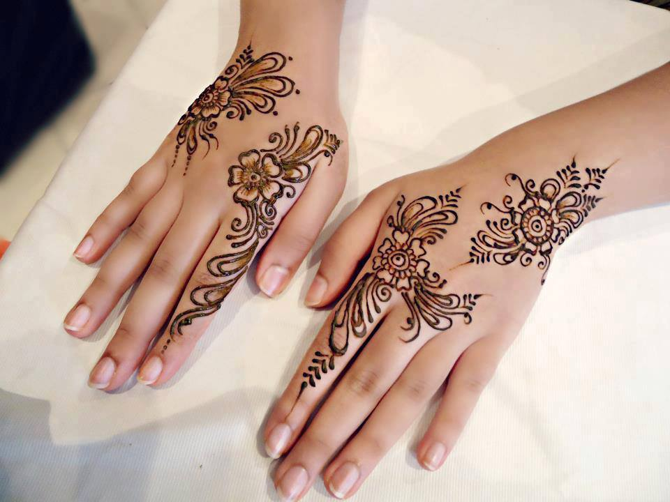 Latest Mehndi Designs for Eid-Ul-Fitr