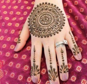 Latest Mehndi Designs for Eid-Ul-Fitr 2013