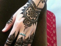 Latest Mahndi Designs for girls