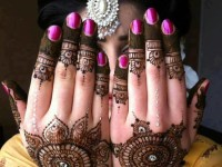 New Latest Mehndi Design for Eid-Ul-Fitr 2016