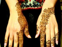Latest Mehndi Designs for Eid-Ul-Fitr 2016 New