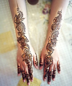 Latest Mehndi Designs ideas for Eid-Ul-Fitr