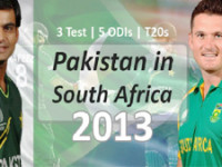 Pakistan V/S South Africa Announce Series Schedule