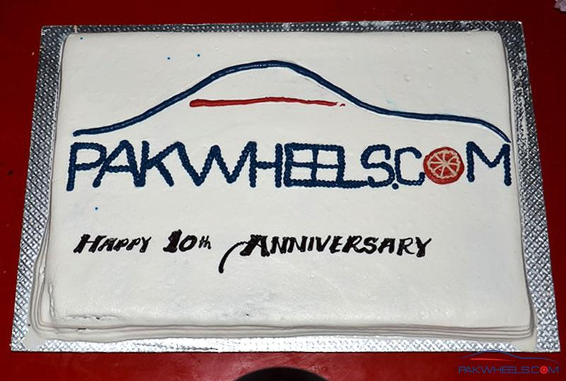 PakWheels.com Celebrates its 10th Anniversary