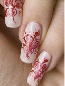 Latest Nail Art For Eid 2013