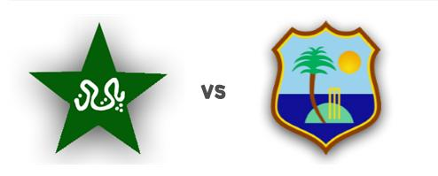 Pakistan VS West Indies Schedule 2013