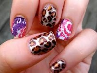 Latest Nail Art For Girls 2013