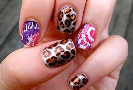 Latest Nail Art For Girls 2013