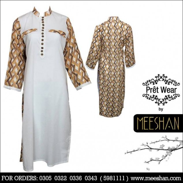 Latest Meeshan Eid collection