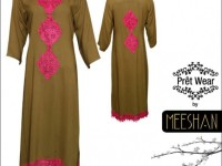 Latest Meeshan Eid collection 2013