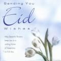 Latest Eid Wishing SMS 2013