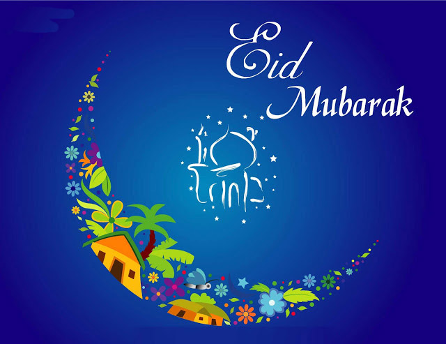 Latest Eid-Ul-Fitr HD Wallpapers