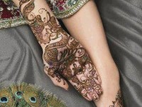 Latest Bridal Mehndi Collection