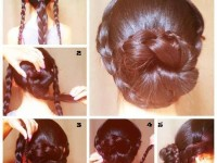 Latest Pakistani And Indian Hairstyles For Girls New Collection