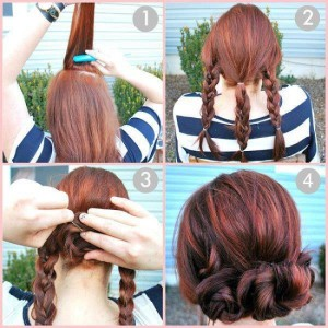 Latest Pakistani And Indian Hairstyles For Girls