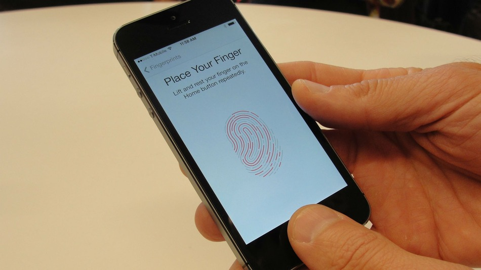 How to Hack Apple's Fingerprint Scanner Video Explains