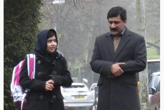 Taliban Victim Malala Yousafzai Rallies for Girls' Education