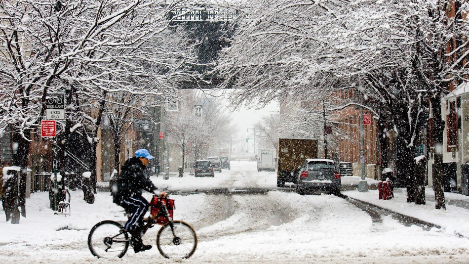 'Polar Vortex' Blasts U.S. With Coldest Weather in 20 Years