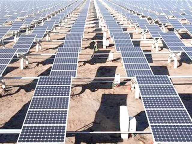 Solar Energy System In Pakistan