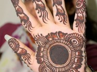Best Eid Mehndi collection 2014 for Girls