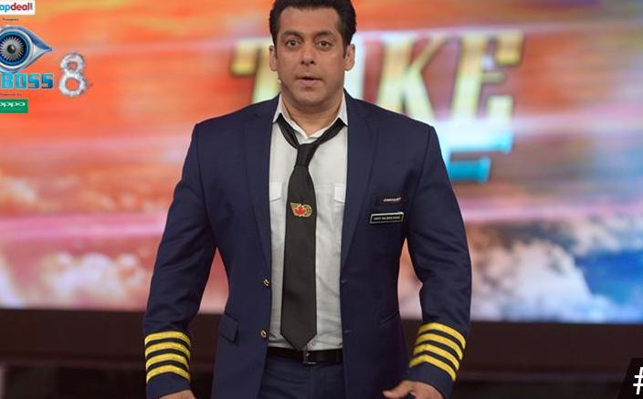 Bigg Boss 8: Salman welcomes 12 contestants his Name