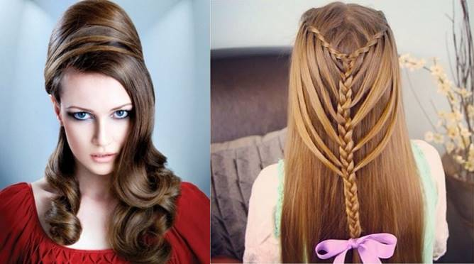 Long Hairstyle in Pakistan and Indian Girls you can download this