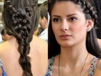 Long Hairstyle in Pakistani and Indian Girls