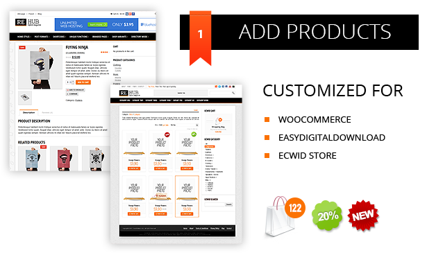 REHub - Directory Shop Coupon Affiliate Theme Free Download