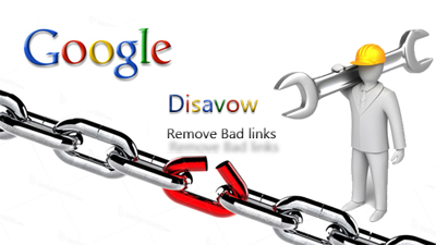 Google Disavow links: How to work verification of submitted links!