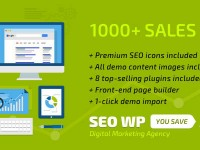seo wp—social media and digital marketing agency free download