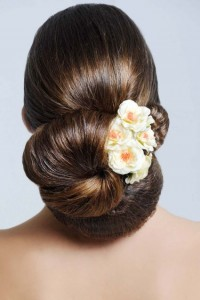 bridal hairstyle Latest 2015 for women