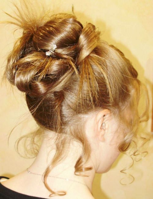 Latest Wedding Hairstyle for Bridal 2015
