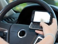 Driving safety texting while driving