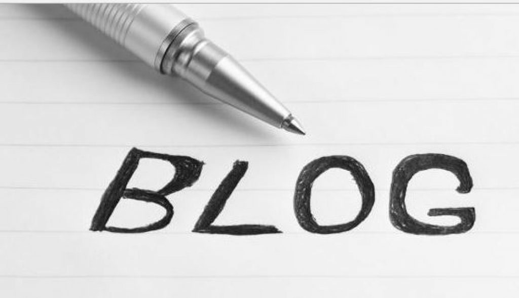 First Blog Post Ideas in Blogger Step by Step