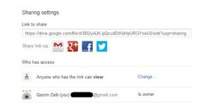 how to get embed code from google drive