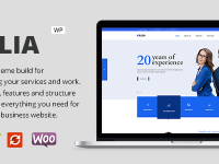 Kalia wordpress theme free download