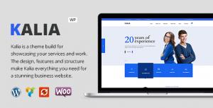 Kalia wordpress theme free download
