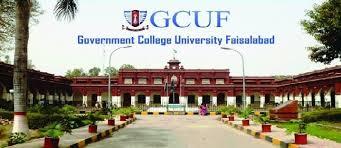 gcuf admission 2019