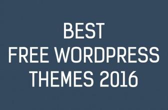Latest Free WordPress Themes 2016 Download